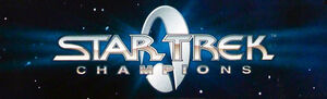 Star Trek Champions logo