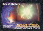 Star Trek Deep Space Nine - Series Premiere Card 10
