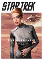Star Trek Magazine US issue 71 PX cover