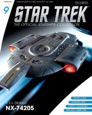 Star Trek Official Starships Collection Issue 9