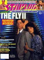 Starlog issue 140 cover