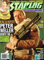 Starlog issue 223 cover