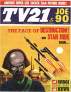 TV21 Issue 35 Cover