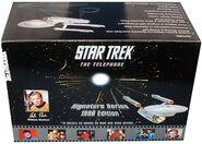 TeleMania USS Enterprise telephone boxed