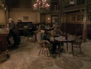 The Gold Strike Saloon