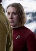 ... as an <i>Enterprise</i> crewmember