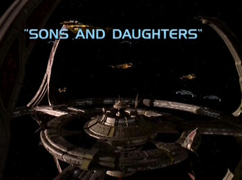 Sons and Daughters title card