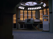 Intrepid class sickbay surgical area