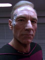 Jean-Luc Picard 2350er (Illusion)