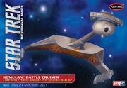 Polar Lights Model kit POL897 Romulan Battle Cruiser 2012