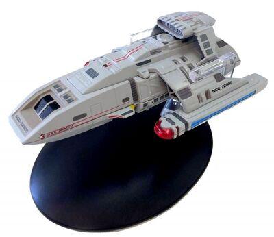 Raumschiffsammlung 32 USS Orinoco