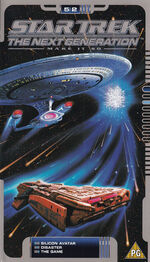 TNG 5.2 UK VHS cover