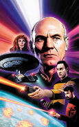 TNG Ghosts issue 1 retail cover
