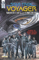 VOY Mirrors and Smoke cover