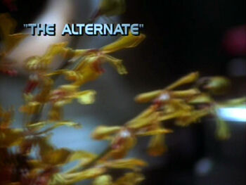 The Alternate title card
