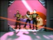 Bandai Fernsehwerbung 90er - LaForge Data Worf