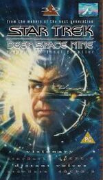 DS9 3.9 UK VHS cover