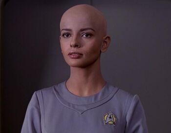 Lieutenant Ilia