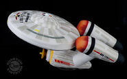 QMx USS Enterprise plush