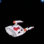 Raumschiff von Carter Winston