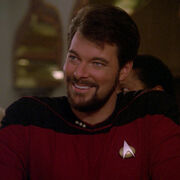 Riker wins big