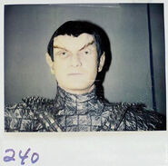 Romulan, Face of the Enemy 3
