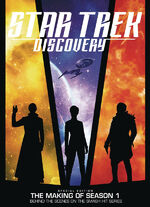Star Trek Discovery Official Companion PX cover