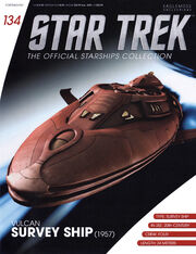 Star Trek Official Starships Collection issue 134