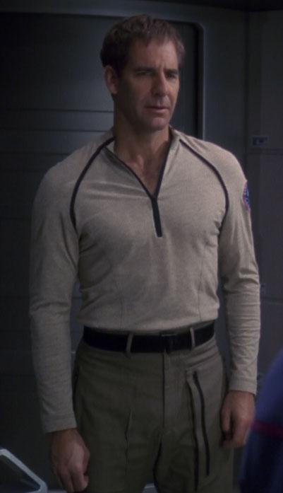 Starfleet excursion uniform, 2153