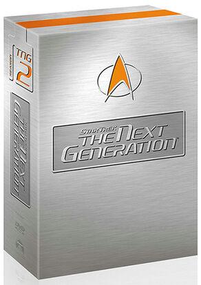 TNG Season 2 DVD-Region 1