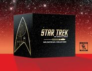 TOS Soundtrack Collection box