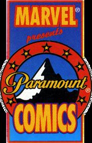 Marvel Paramount Comics logo