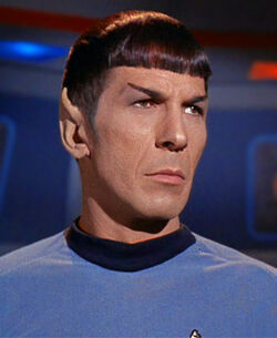 Spock, 2267