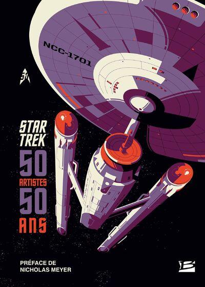 Star Trek 50 Artists 50 Years FR