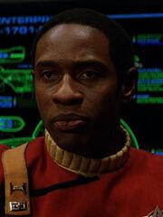Taktischer Offizier der Enterprise B