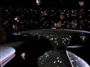 USS Enterprise-D maneuvering thruster