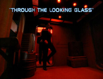 Through the Looking Glass title card