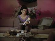 Deanna Troi's doll