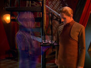 Holografischer Quark