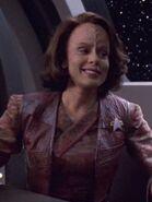 Hologramm von B'Elanna Torres 2376