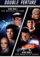 ST I & II DVD cover