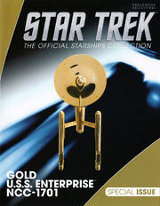 Star Trek Official Starships Collection issue SP23