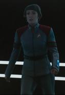 Starfleet starbase operations uniform