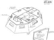 Stasis chamber sketch