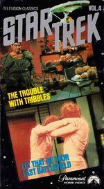 TOS Television Classics Vol 4 VHS