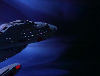 Voyager erreicht Komar-Nebel
