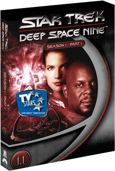DS9 Staffel 1-1 DVD