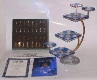 Star Trek Tridimensional Chess Set Memory Alpha Fandom Powered