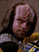 Hologramm von Worf 2367