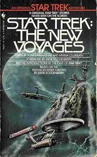 New Voyages (Bantam Cover 2)